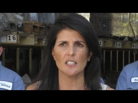 SC Gov. Nikki Haley switches support to Trump over Clinton