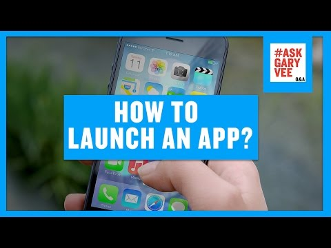 How to Launch an App?