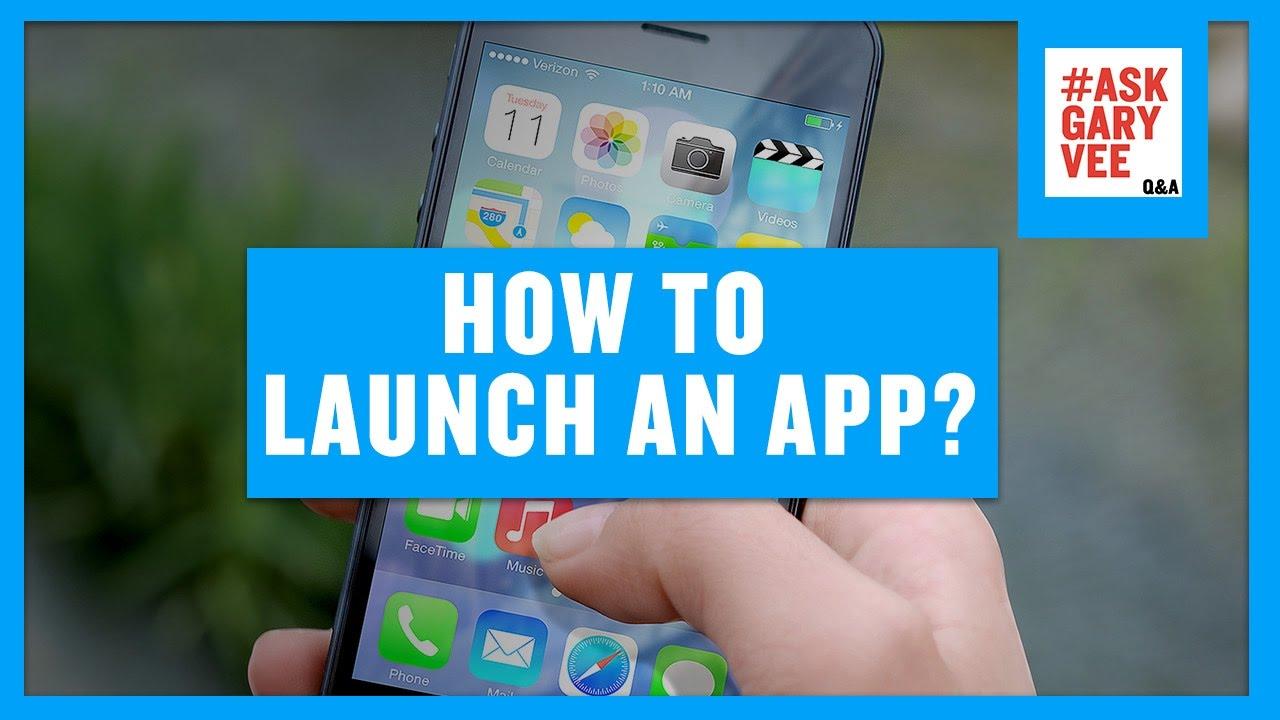 Картинки по запросу How to Launch an App