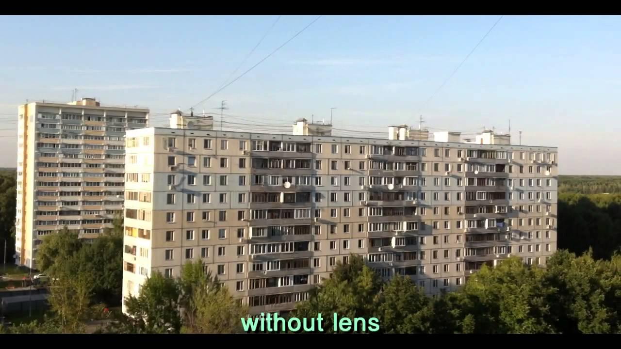 Mobile phone telescope optical zoom hd youtube