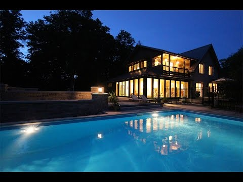 Luxury Country Estate In Meaford, Canada