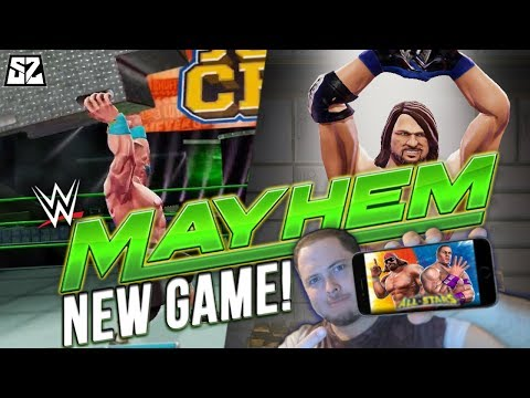 THIS IS AWESOME! | WWE MAYHEM #1