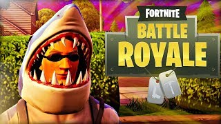 "FORTNITE V-BUCK GIVEAWAY! ""CHOMP SR."" SKIN GAMEPLAY (Fortnite Battle Royale)"