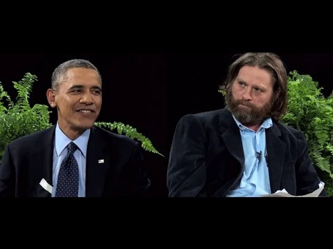 Flashback: Obama Interviewed by Zach Galifianakis