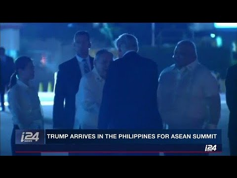 Trump to meet Philippines President Rodrigo Duterte and leaders of ASEAN summit
