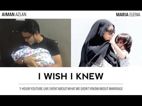 Marriage: I Wish I Knew (feat. Maria Elena)