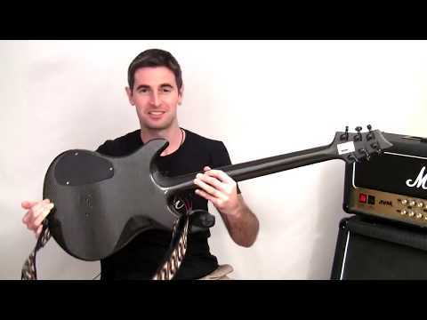 This is What a CARBON FIBER GUITAR Sounds Like
