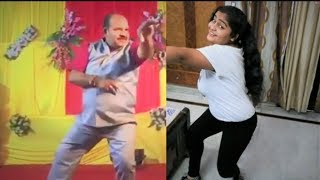 Dabbu Uncle Dance | dance video song | wedding songs | funny videos | Sanjeev Srivastav cover dance