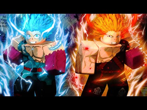 (Full Cowling & Howitzer Impact) The Roblox My Hero Academia Experience