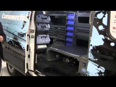 2014 NTEA Work Truck Show, Ford Truck Club and Adrian Steel