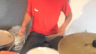 Rodney Holmes Cowbell Groove Drumcover -  Sascha Barasa Suso