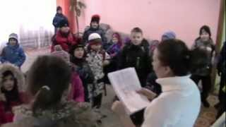Приезд детей в весенний детский лагерь(, 2013-03-24T21:41:50.000Z)