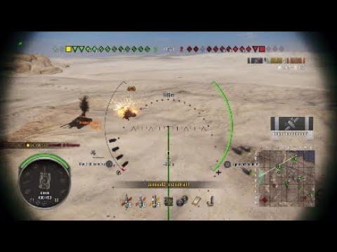 World of Tanks PS4 - B-C 155 58 Gameplay