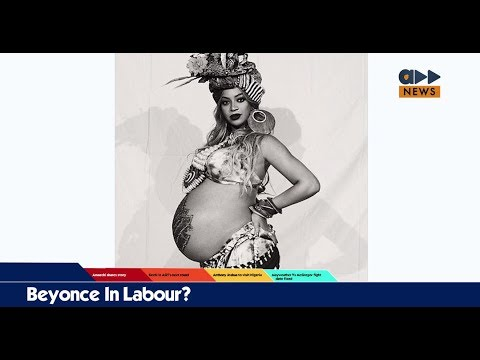 Accelerate News- Beyonce Has Delivered The Twins?