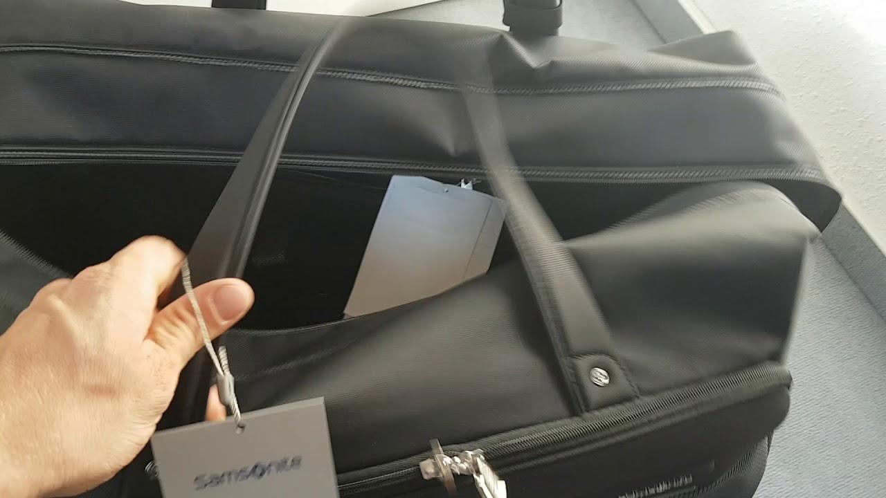 Samsonite B-Lite Icon Duffle Bag black