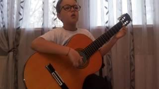 Как научится играть на гитаре! Урок 1.