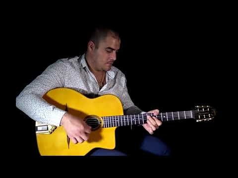 Benji Winterstein - Minor Swing - Gypsy Jazz Rhythm Lesson