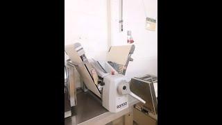 제과제빵기계 스위스 론도탁상용 파이롤러