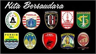 Dengarkan 10 Anthem Klub Indonesia ini..!! Contoh Kecil Betapa Kreatifnya Suporter di Indonesia