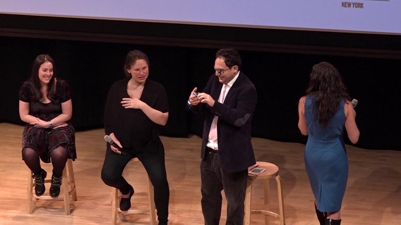 Download Keep the Change Q+A with Rachel Israel, Brandon Polanski and Samantha Elisofon