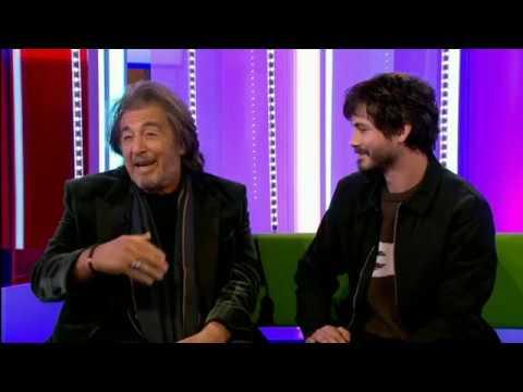 HUNTERS  Al Pacino & Logan Lerman interview 2020