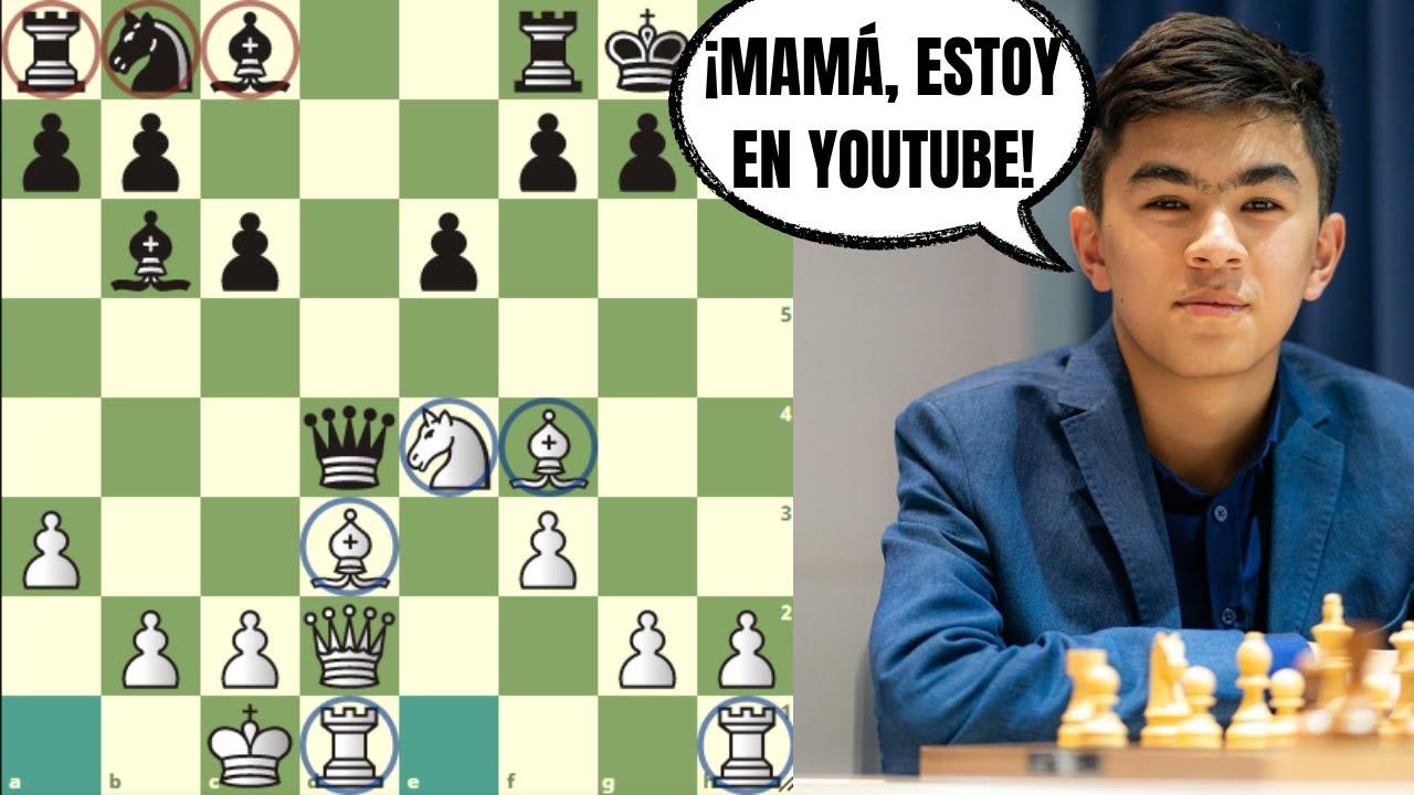 ¡GM DE 15 AÑOS HACE HISTORIA! ⭐️: Sindarov vs Cori (Copa del Mundo FIDE)