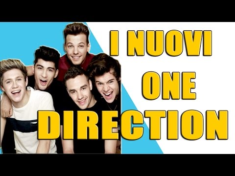 I NUOVI ONE DIRECTION ! | Awed™