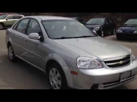 2004 Chevrolet Optra Youtube