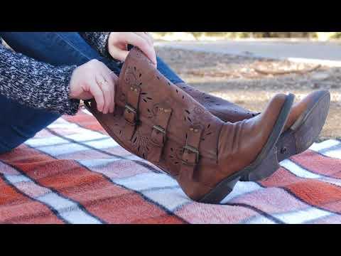 Inside Look: Mid-calf Boot
