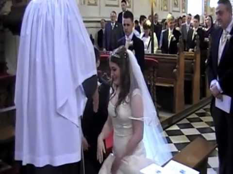 Great Witley Church Wedding Jonathan and Charlotte 27th April 2013