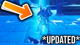 How To ALWAYS Get The INFINITY BLADE!! (Fortnite Season 7 Inifnity sword) Sword Fight Updated