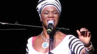 "India.Arie: ""Ready For Love"" - Beacon Theatre New York, NY 11/2/13"