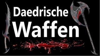Skyrim - Daedrische Waffen & Rüstungen bekommen ★Beste Waffen im Spiel★ Anfängerguide