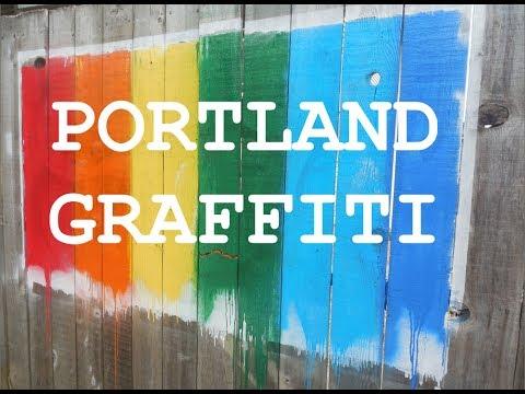 .Graffiti Cities Project - Ep.1  -Portland.