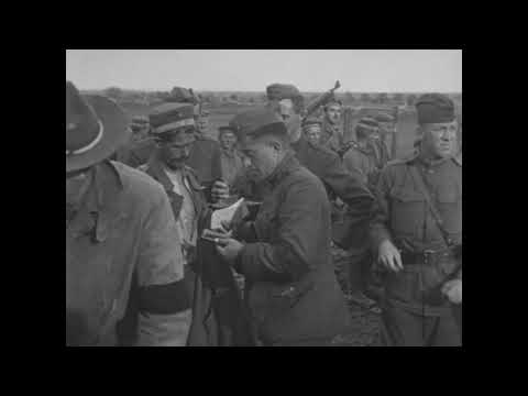THE ST. MIHIEL OFFENSIVE, SEPT. 10-25, 1918, GERMAN PRISONERS AND MATERIEL CAPTURED