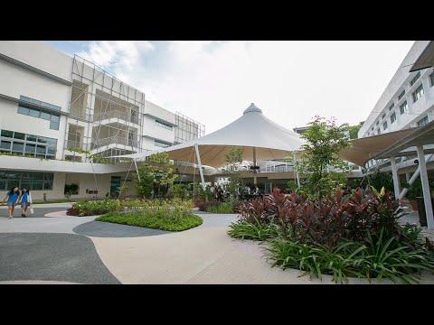 Come and explore UWCSEA's Dover Campus in Singapore