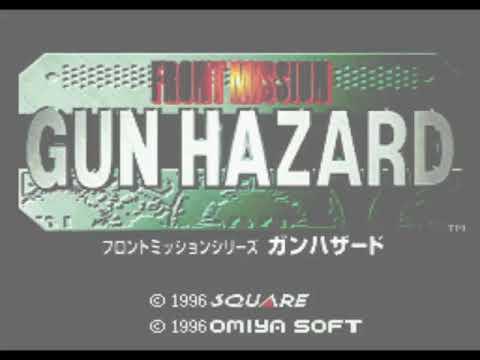 Front Mission Series Gun Hazard Youtube