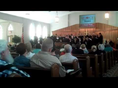 """I Need Thee Every Hour"" - (Alistair Taylor) Royal Oak Salvation Army Songsters"