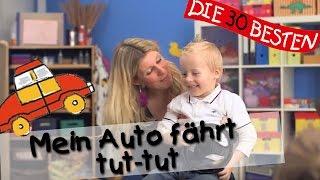 Mein Auto fährt tut tut - Singen, Tanzen und Bewegen || Kinderlieder