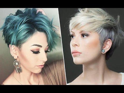 Women Haircut tutorial (женская короткая равномерная стрижка)