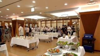 7月16日高松天満屋10階において、第1回みんなの同窓会が開催されました。200余名を集め、盛大に開催されました。
