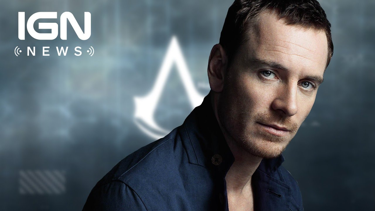 Michael Fassbender Has Finally Played Assassin S Creed Ign News
