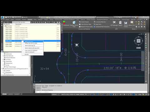 How to Create Quantity Takeoffs from AutoCAD Objects in Civil 3D 2018