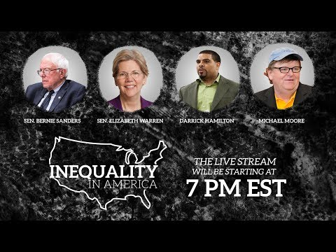 Inequality in America: A National Town Hall