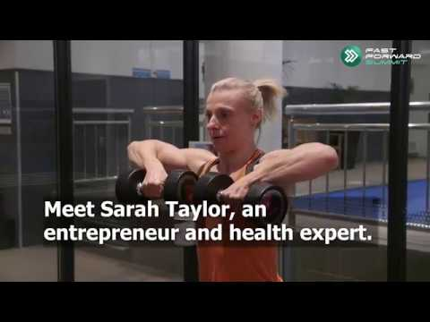 Sarah Taylor: Turn your biggest challenge into fuel and greatest passion into a viable business