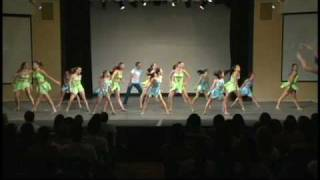 SHIMMY SHAKE JAZZ PRODUCTION 2010