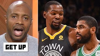 The Knicks missing on KD, Kyrie was the best thing for them - Jay Williams | Get Up