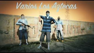 GTA 5 PC Editor Street Gang Varrios Los Aztecas