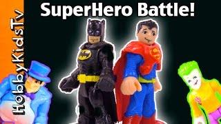 Imaginext SUPERMAN v BATMAN!