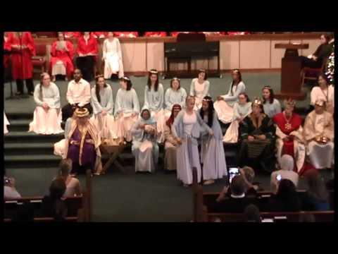 """Little Light of Mine Choir """"A Christmas Story"""""""